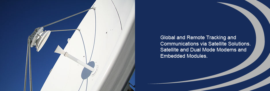 Global and Remote Tracking Communications via Satellite Solutions